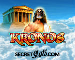 Play Kronos Slot at Secret Slots Casino